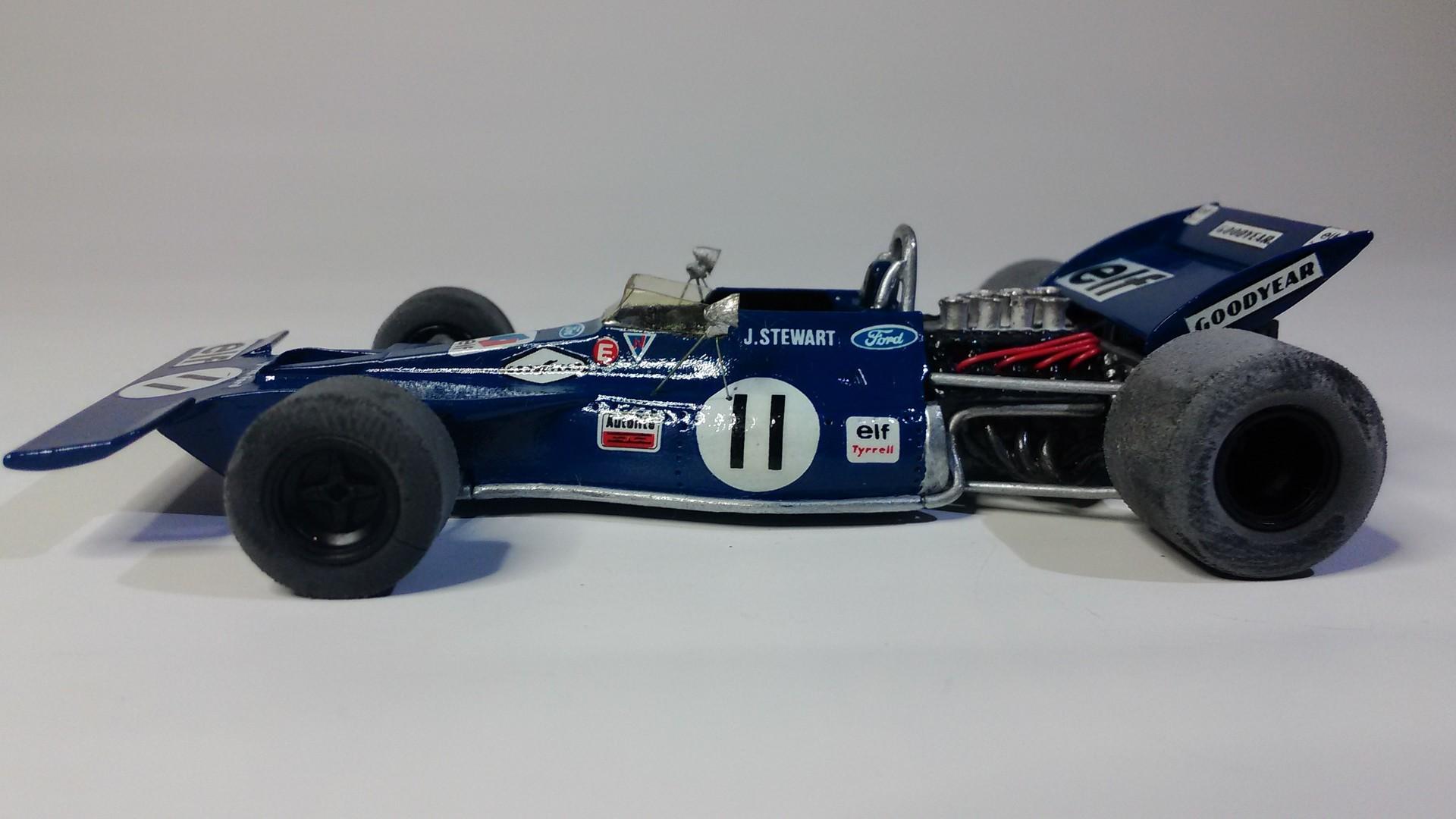 1971年のF1世界選手権